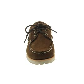 Timberland Chilmark 3 Eye, Handsewn, Med Brown, Extralight-Laufsohle A1QVW