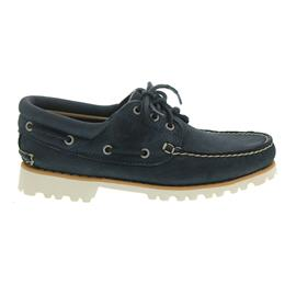 Timberland Chilmark 3 Eye, Handsewn, Midnight Navy, Extralight-Laufsohle A1QVV