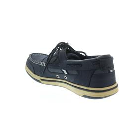 Sebago Triton Three-Eye, Full-Grain Leather, Blue Navy 70004Z0-908