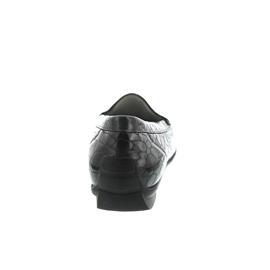 Waldläufer Harriet, Mokassin, Ninja (Lackled.), stahl (dunkelgrau), Weite H 431000-155-006