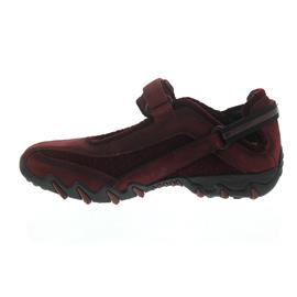 Allrounder Niro, C. Suede 01 / H. Soft 67, Dk Winter Red / Dk Red N819