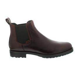 Galizio Torresi Chelsea-Boot, Vitello King (Glattleder), cognac, Wechselfußbett 324288