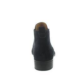 Gabor Chelsea Boot, Dreamvelour, Lederfutter, pazifik (dunkelblau), 91.640.16