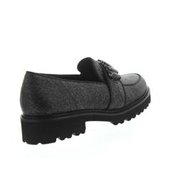 Gabor Slipper, Glitter Crash, schwarz, Best Fitting, 91.466.67