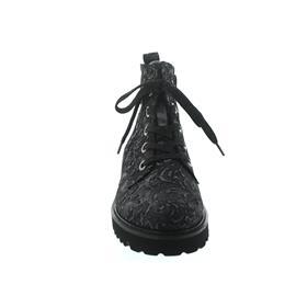 Gabor Bootie, Charro (veredeltes Glattleder) (Micro), schwarz, Best-Fitting 91.803.40