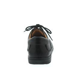 Ganter Heimo, Sportnappa-Leder, Kork-Fußbett, Aktiv Vario, schwarz, Weite H 259620-0100