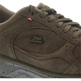 Joya Tina Chocolate Chip (braun) Velour Leather / Textile , Emotion-Sohle 749spo