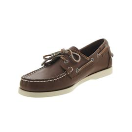 Sebago Docksides, Full-Grain Leather, brown, Men 7000H00-900