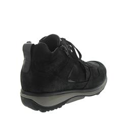 Xsensible Filly Bootie, Stretch-Leather, Black Movida, Vario-Fussbett, Weite GX 30026.2.059