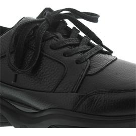 Xsensible SWX6 Sneaker, Stretch-Leather, Black, Vario-Fussbett, Weite HX 30076.3.001
