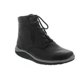 Waldläufer Harper, Dynamic-Sohle, Houston (Glattleder), schwarz, Weite H 969801-113-001