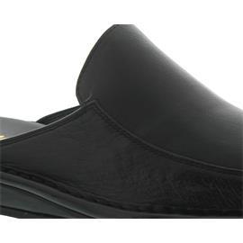 Fortuna Exclusiv Flex, Soft Milled (Glattleder), schwarz, Weite G, Poro, Lederfutter 438051-02-001