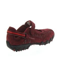 Allrounder Niro, C. Suede 48 / Flyknite 75, Dk Wt. Red / Dk Wt. Red N819