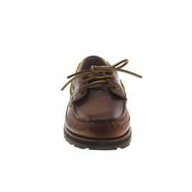 Sebago Vershire Three Eye, Full-Grain-Leather, Brown Cinnamon, Men 7000GG0-922