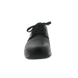 Joya Mustang II Black, Full Grain Leather / Textile, Emotion-Sohle 130biz