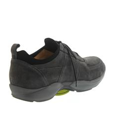 Ganter Helios, Velour-Leder / Stretch, Kork-Fußbett, Aktiv Vario, antrazit, Weite H 258412-6200