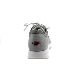 Rollingsoft Sneaker, Mesh / Samtchevr., light grey, Wechselfußbett 26.946.40