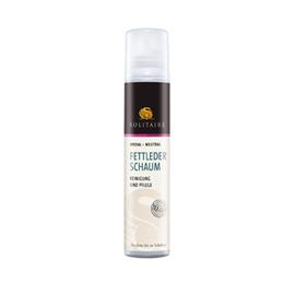 Solitaire Fettleder Schaum, Reinigung und Pflege, farblos, für Tex-Materialien empfohlen, 200ml