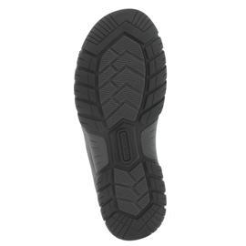 Waldläufer Harald, Sandale, Denver (Nubukleder), asphalt, Klettverschluss, Weite H 372002-191-007