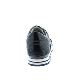 Galizio Torresi Sneaker, Glattleder, Blue, Wechselfußbett 413164A