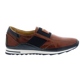 Galizio Torresi Sneaker, Foulard Rame / Blu, Wechselfußbett 418590
