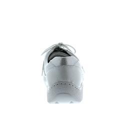 Waldläufer Helli, Dynamic-Sohle, Glattleder, silber (offwhite), Weite H 502006-206-211