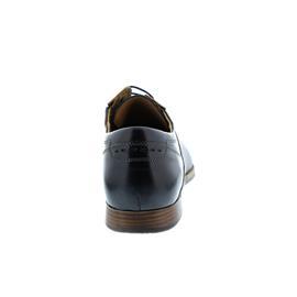 Galizio Torresi Halbschuh, Veg. Blu / Cuoio / Giallo Shadow (Glattleder) 319180S