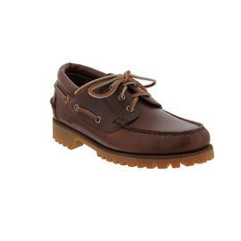 Sebago Acadia, Full-Grain Leather, Brown Cinnamon, Kreuzprofilsohle, Men 70015M0-922