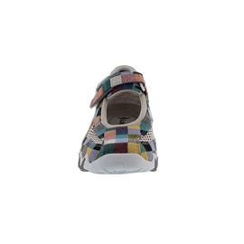 Allrounder Niro, Klettverschluss, Crazy Karo 99 / Open Mesh 53, Multicolor / Crystal GR N819