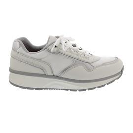Joya Tina II White Silver, Full-Grain Leather / Leather / Textile, Air-Sohle, Kat. Emotion 790spo