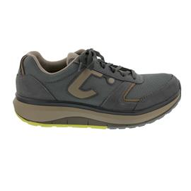 Joya Cancun Dark Shadow, Nubuck Leather / Textile, Wave-Sohle, Kategorie Emotion 123cas