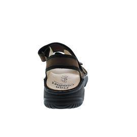 Finn Comfort Colorado, Sandale, Buggy (Nubukleder), Havanna / Schwarz 1150-900101