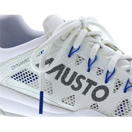 Musto Dynamic Pro II, Triple White Reflective, schnelltrocknend, Grip Deck Sohle, FUFT006 TWR