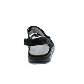 Waldläufer Hester, Dynamic-Sohle, Denver / Tago (Nubukleder), schwarz, Weite H 404001-202-001