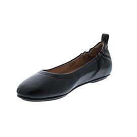 FitFlop Allegro, Ballerina, Black, Glattleder Q74-001