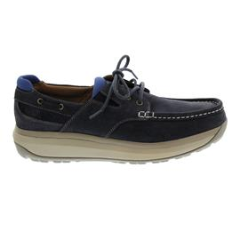 Joya Havanna Dark Navy, Velour Leather / Textile, Senso-Sohle, Kategorie Emotion 119cas
