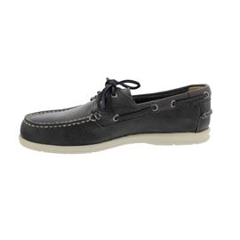 Sebago Naples W, Full-Grain Leather (Glattleder), Blue Navy, Woman 70014W0-908