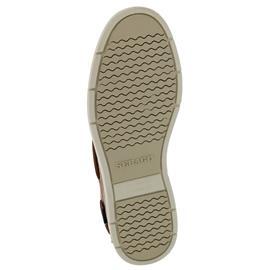 Sebago Naples W, Full-Grain Leather (Glattleder), Brown Tan, Woman 70014W0-912