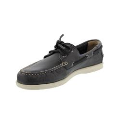 Sebago Naples, Full-Grain Leather (Glattleder), Blue Navy 7000070-908 Men