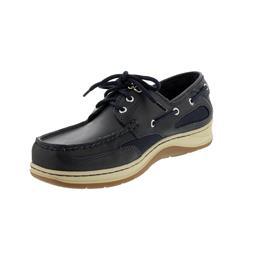 Sebago Clovehitch II, Full-Grain Leather Waxed, Blue Navy, Wechselfußbett, 7000GE0-908 Man