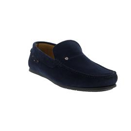 Dubarry Tobago, Mokassin, Dry Fast - Dry Soft Velourleder, French Navy, Wechselfußbett 3752-43