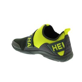 Helly Hansen Hydromoc Slip-On Shoe, Forest Night / Sweet Lime /  Beluga 11467-489 Men
