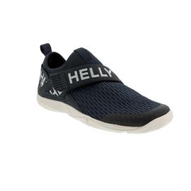 Helly Hansen W Hydromoc Slip-On Shoe, Navy / Bleached Aqua / Off White 11468-597 Women