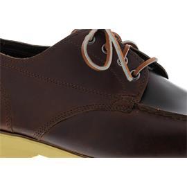 Sebago Fairhaven, Full-Grain Leather, Brown Cinnamon, Men 70014C0-922