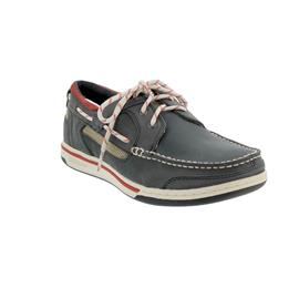 Sebago Triton Three-Eye, Nubuck, Blue Navy 7000GF0-908 Man