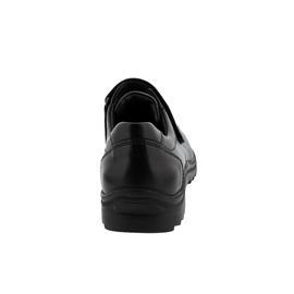 Waldläufer Kai, Palmer (Glattleder), schwarz, Extraweite K 613300-174-001
