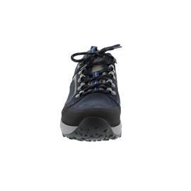 Waldläufer H-Emma, Outdoor-/Wanderhalbschuh, Gummi / Nubuk, schwarz/marine/grau, Weite H 949951