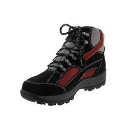 Waldläufer Holly, Waldläufer-Tex, Denver/Torrix, schwarz/rubin/silber (rot), Weite H 471900-911-868