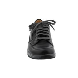 Ganter Gisa, Aktiv Vario, Calf-Leder, schwarz,  Kork-Fußbett, Weite G 208771-0100