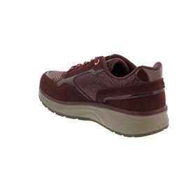 Joya Tina II Dark Red, Velour Leather / Textile, Air-Sohle, Kat. Emotion 812spo